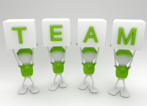 We Are a Team - Everybody Agree?