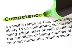 Competency Based Training NEEDS Analysis