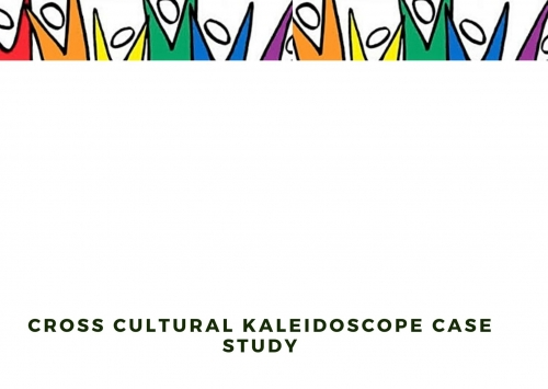 Cross Cultural Kaleidoscope Case Study