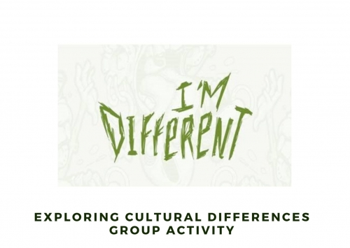 Exploring Cultural Differences Group Activity