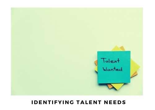 Identifying Talent Needs
