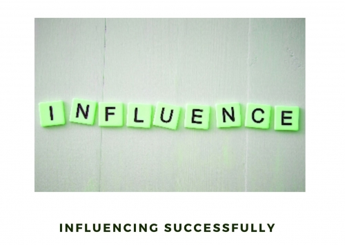 Influencing Successfully