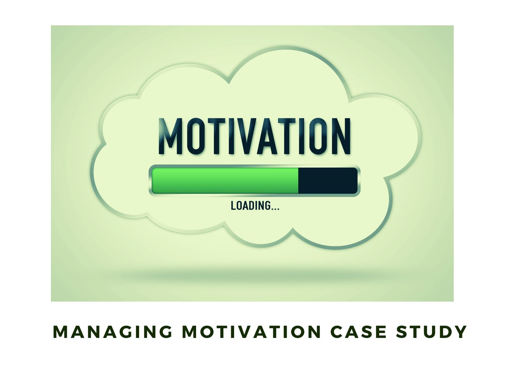 Managing Motivation Case Study