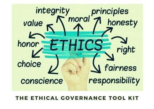 The Ethical Governance Tool Kit