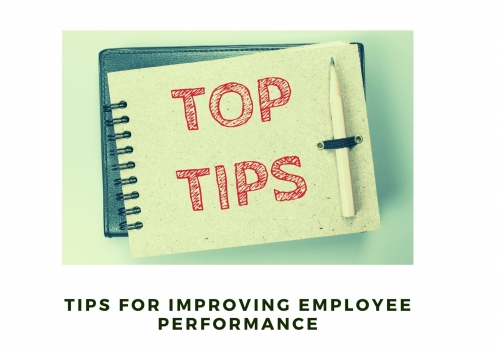 Tips for Improving Employee Performance