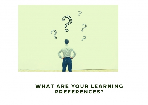 what are your learning preferences