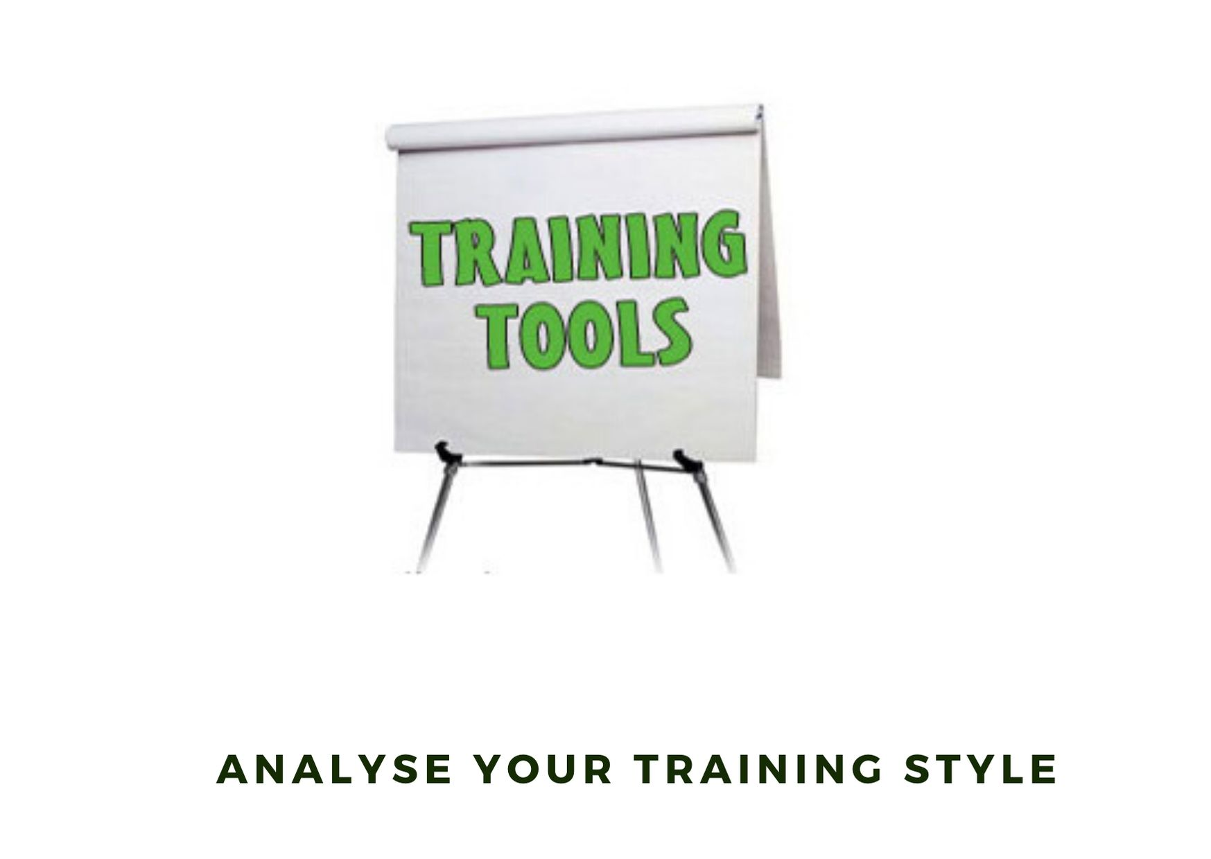 Analyse your training style
