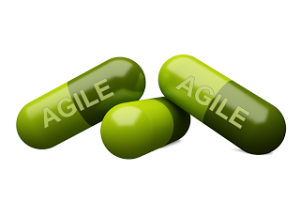When agile performance becomes fragile