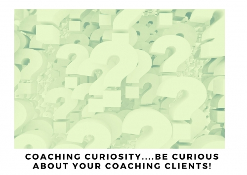 Coaching Curiosity